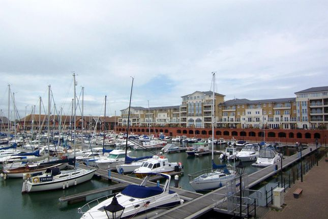 Thumbnail Property for sale in Hamilton Quay, Sovereign Harbour North, Eastbourne