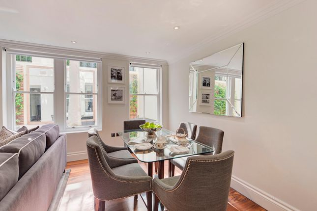 Thumbnail Flat to rent in Kensington Gardens Square, London