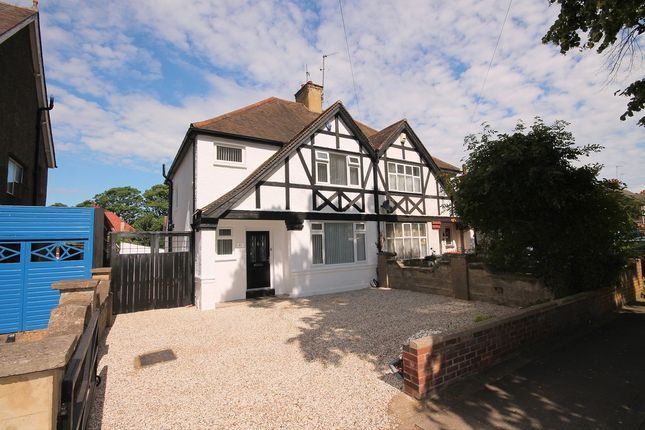 Thumbnail Semi-detached house for sale in Elstow Road, Bedford