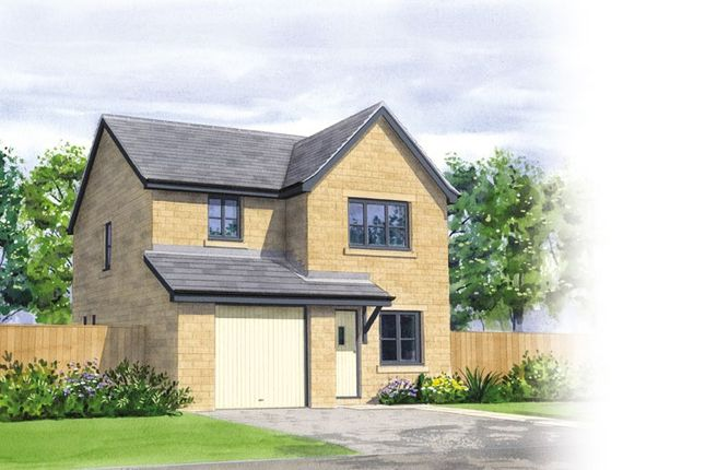 Thumbnail Detached house for sale in Manchester Road, Chapel-En-Le-Frith, Derbyshire