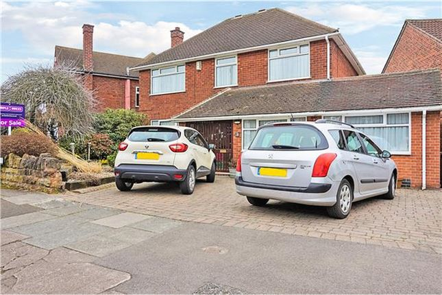 Thumbnail Detached house for sale in Balmoral Drive, Bramcote