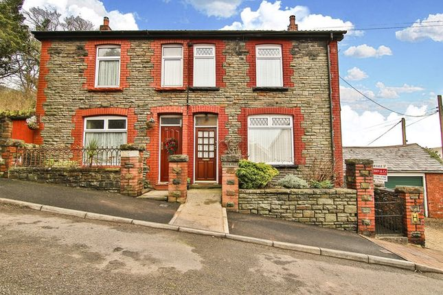 Thumbnail Property for sale in Aberffrwd Road, Mountain Ash