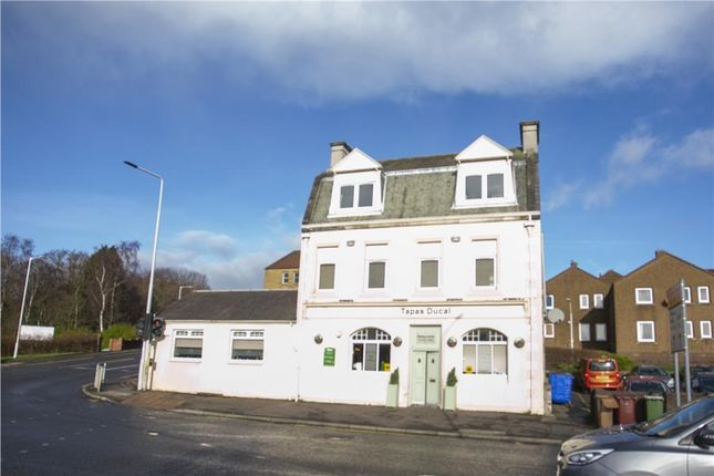 Thumbnail Leisure/hospitality for sale in Tapas Ducal, 4 Nethertown Broad Street, Dunfermline, Fife