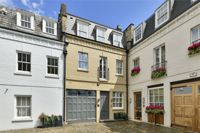 Thumbnail Parking/garage for sale in Grosvenor Crescent Mews, London