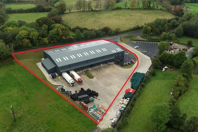 Thumbnail Warehouse to let in 57 Tobermore Road, Magherafelt, County Londonderry