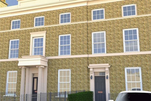 Thumbnail Town house for sale in Lexden Road, Colchester, Essex
