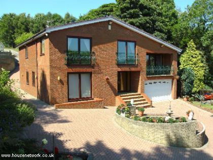 Thumbnail Detached house for sale in 8, Top Schwabe Street, Rhodes, Middleton, Manchester, Lancashire