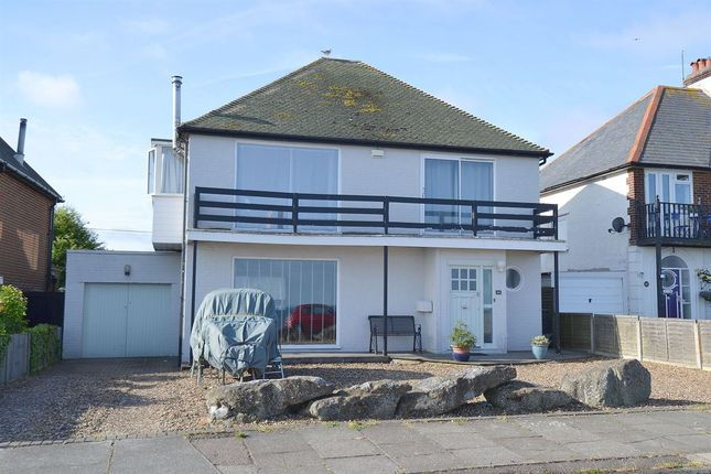 Thumbnail Detached house for sale in Marine Crescent, Whitstable