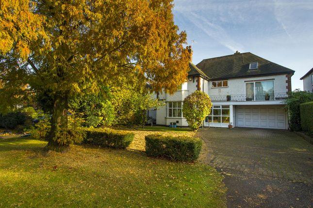 Thumbnail Detached house for sale in Loughborough Road, Ruddington, Nottingham