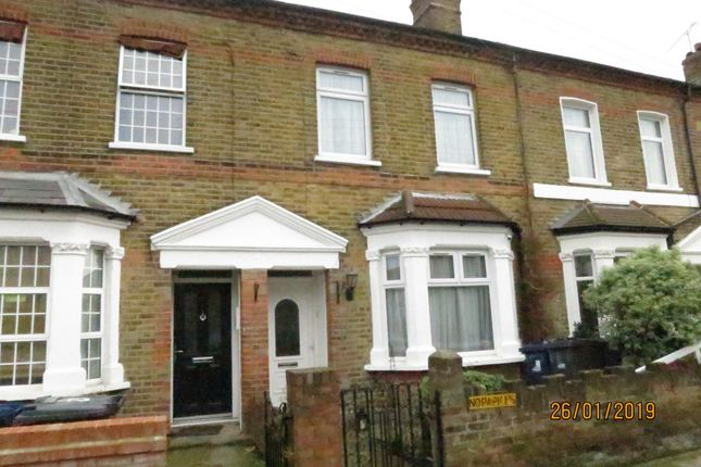 Thumbnail Terraced house to rent in Rectory Road, Southall