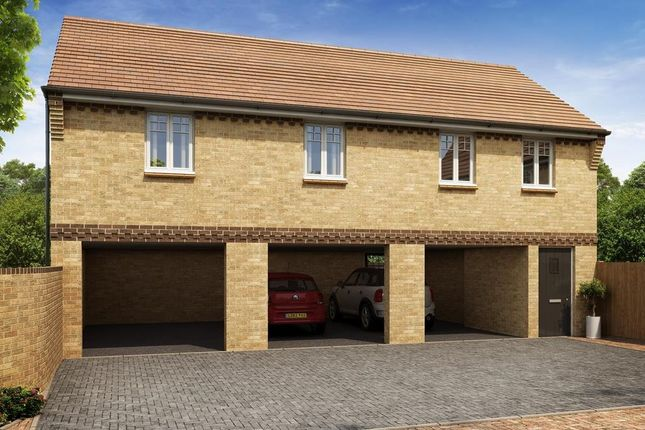 "Thumbnail Detached house for sale in ""Harrowden Special"" at Southern Cross, Wixams, Bedford"