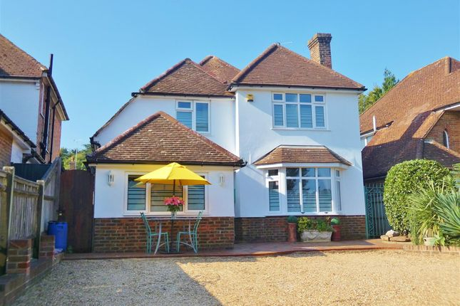 Thumbnail Detached house for sale in The Grange, Kings Drive, Eastbourne