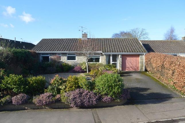 Thumbnail Detached bungalow for sale in Regent Street, Bradford On Tone, Taunton, Somerset