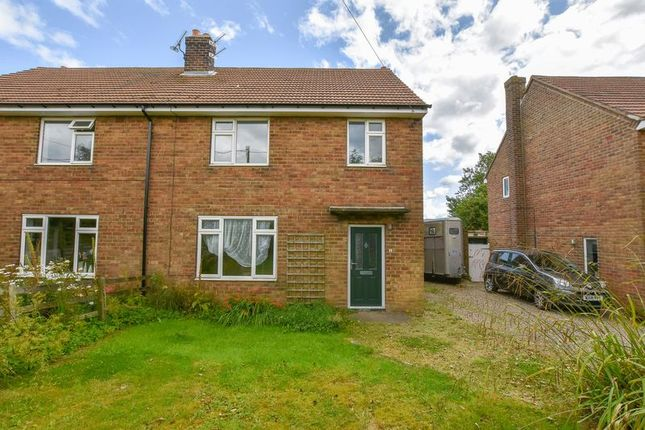 Thumbnail Semi-detached house to rent in Wades Lane, East Barnby, Whitby