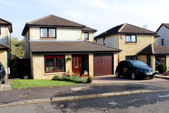 Thumbnail Detached house for sale in Swift Place, Gardenhall, East Kilbride