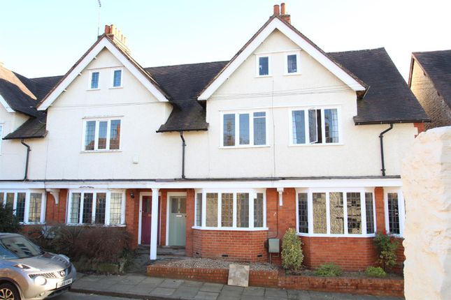 Thumbnail Terraced house for sale in Fremeaux Terrace, Kingsthorpe, Northampton