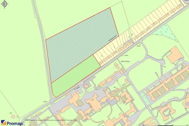 Thumbnail Land for sale in By Cupar