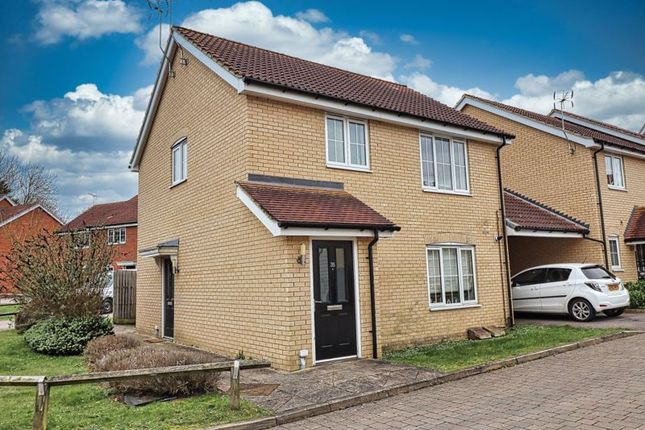 Thumbnail Flat for sale in Ramsey Drive, Litte Canfield, Dunmow