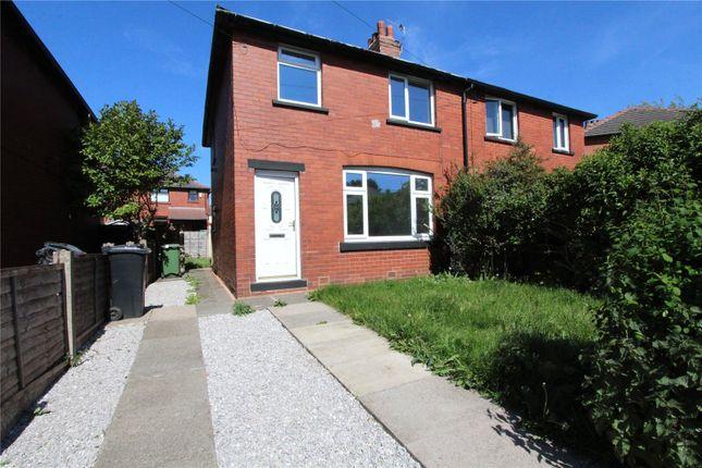 Thumbnail Semi-detached house to rent in Beech Avenue, Kearsley, Bolton