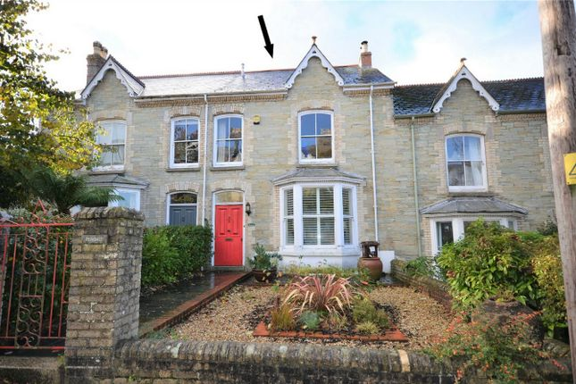 Thumbnail Terraced house for sale in The Avenue, Truro, Cornwall