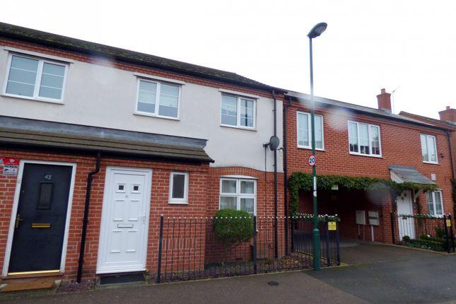 (Main) of Leonard Street, Bulwell, Nottingham NG6