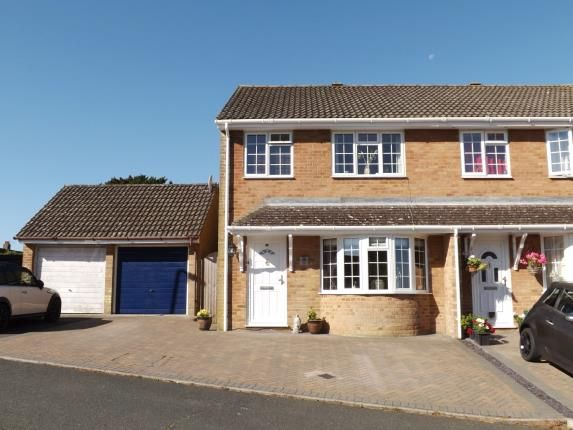 Thumbnail End terrace house for sale in Gorse Hill, Heathfield, East Sussex TN218Tp