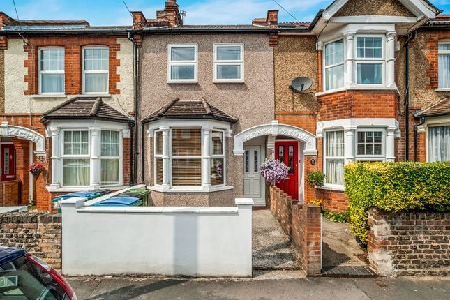 Thumbnail Terraced house for sale in Belgrave Avenue, Watford