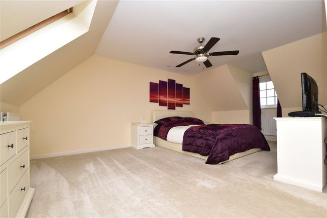 Master Bedroom of Stone Lodge, 2 The Paddock, Dartford, Kent DA2