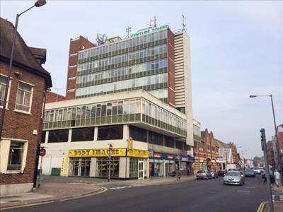 Office to let in 1st Floor Venture Tower, Suites M1-M7, Fratton Road, Portsmouth