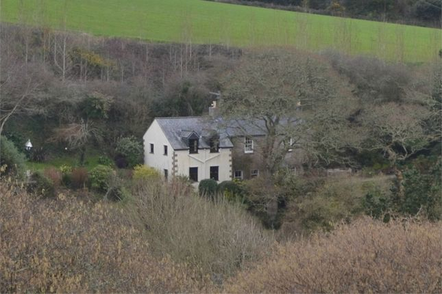 Thumbnail Detached house for sale in Maenporth Road, Maenporth, Falmouth