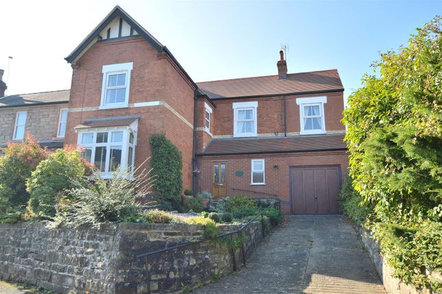 Thumbnail Detached house for sale in Vicarage Lane, Duffield, Belper