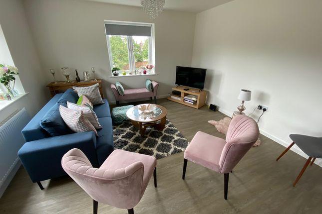 Thumbnail Flat to rent in Birch Tree Close, King's Lynn