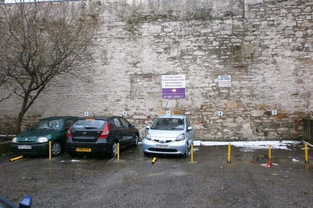 Commercial property to let in City Centre Secure Patrolled Parking, Candle Lane, Dundee