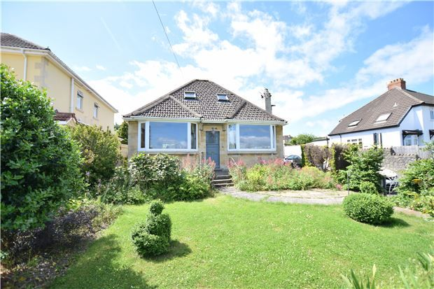 Thumbnail Detached bungalow for sale in Englishcombe Lane, Bath, Somerset