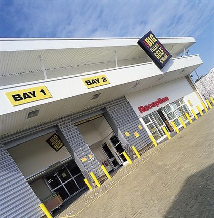 Thumbnail Warehouse to let in Big Yellow Self Storage Norwich Riverside, Norwich