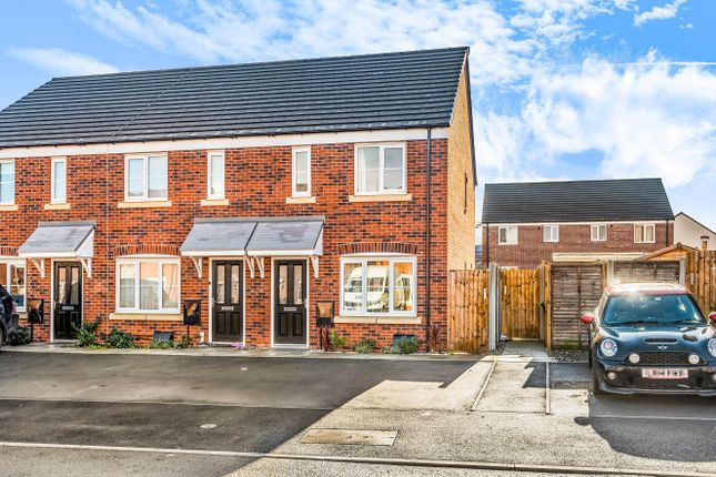 Thumbnail Terraced house for sale in 9, Lucerne Avenue, Pershore