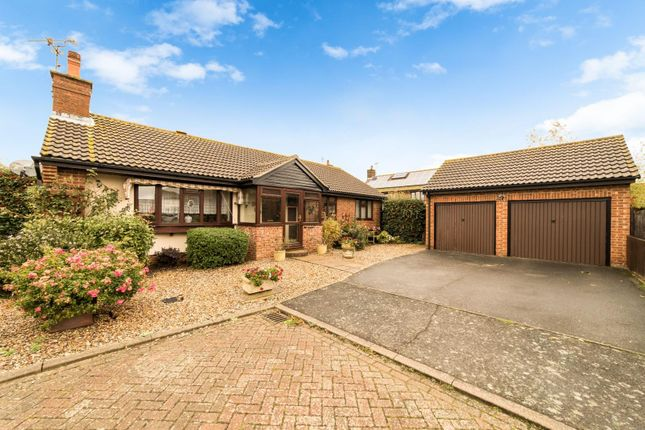 Thumbnail Detached bungalow for sale in Beechcroft, Chestfield, Whitstable