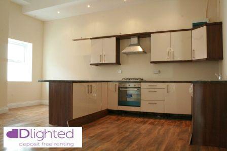 Kitchen of Esplanade, Whitley Bay NE26