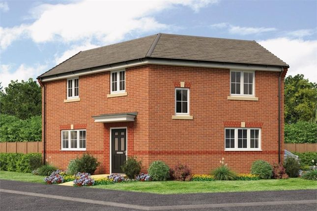 "Thumbnail Semi-detached house for sale in ""Kipling"" at Smethurst Road, Billinge, Wigan"