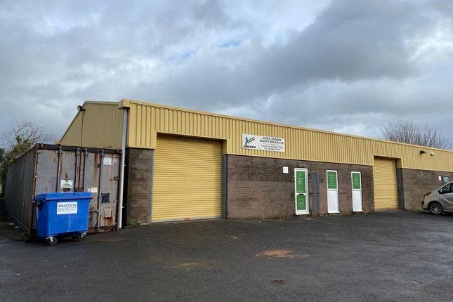 Thumbnail Light industrial to let in Industrial Workshop Unit, 27B Vale Business Park, Llandow, Cowbridge