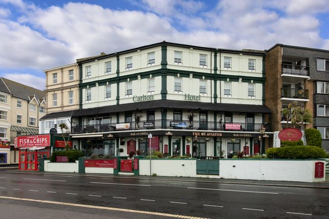 Thumbnail Town house for sale in The Esplanade, Bognor Regis