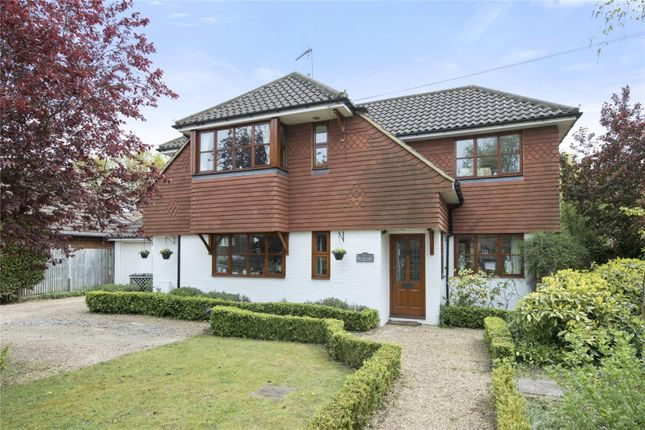 Thumbnail Detached house for sale in Forest Road, Effingham Junction, Leatherhead, Surrey