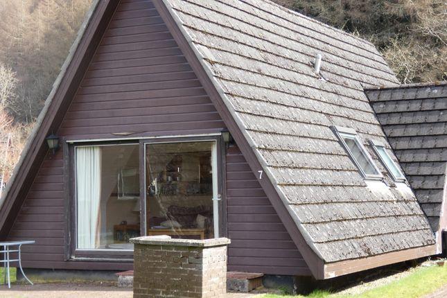 Thumbnail Lodge for sale in Invergarry Lodges, South Laggan, Spean Bridge