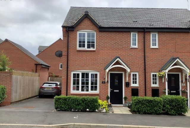 3 bed semi-detached house for sale in Stoneyford Road, Overseal DE12