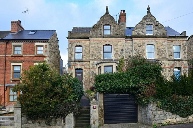Thumbnail Semi-detached house for sale in Bisley Road, Stroud, Gloucestershire