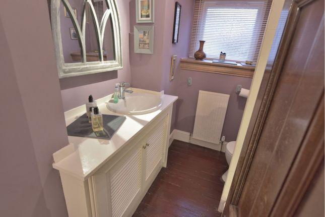 Shower Room of Upper Kinneddar, Saline, Dunfermline KY12