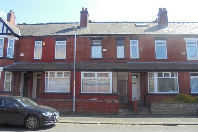 Thumbnail Block of flats for sale in Mayford Road, Manchester