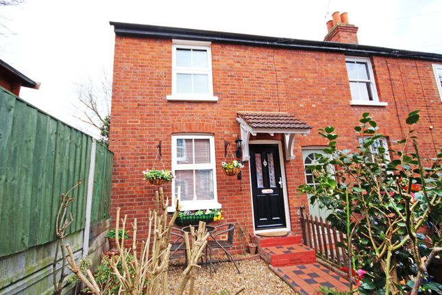Thumbnail End terrace house for sale in Beech Terrace, Smarts Lane, Loughton