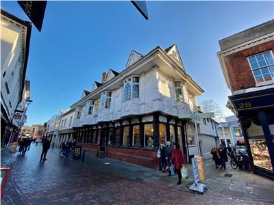 Thumbnail Retail premises to let in The Ancient House, Butter Market, Ipswich, Suffolk IP11BT