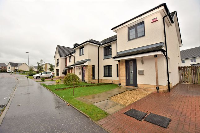 Thumbnail Semi-detached house for sale in Sandalwood Avenue, Motherwell